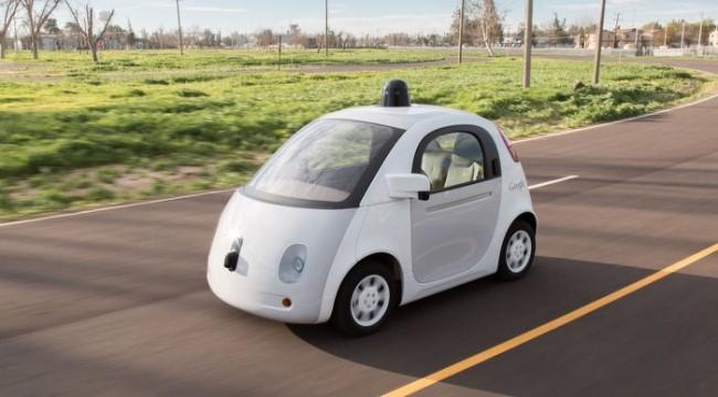구글이 발표한 자율주행차 상상도 - google 제공